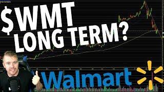 Buying Walmart Stock For Long Term?