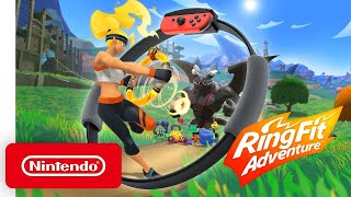 Ring Fit Adventure Overview Trailer - Nintendo Switch