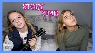 STORY TIME  - FIRST TIME IMPROV!