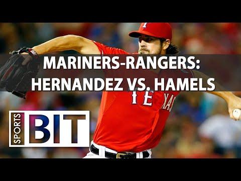 Texas Rangers vs Seattle Mariners
