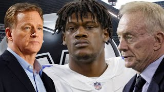 Growing frustrated with the NFL! Cowboys Randy Gregory lashes out. Here is the (REAL) reason!!!!