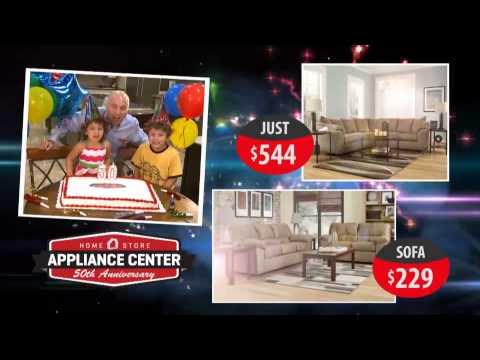 Appliance Center 1976596 50th YRAnniversary