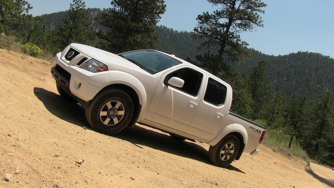 Nissan Frontier Off Road Accessories Pictures. INSTALLATION INSTRUCTIONS ...