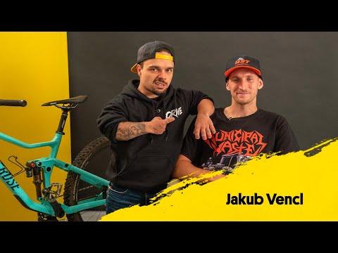Drive #315.2 Jakub Vencl - freestyle MTB