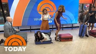 Natalie Morales Gets Pranked By 'Rings' Girl From Viral Video | TODAY