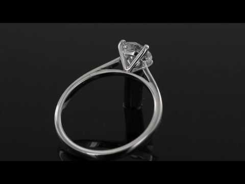 Browns Family Jewellers 1.01 Diamond Solitaire Ring