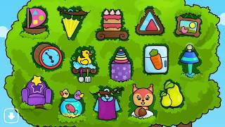 Let's Play • Shapes and Colors – Kids games for toddlers • for children, Learn, video, Game for kids