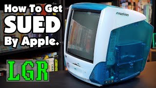 LGR - eMachines eOne: 1999 Apple iMac Knockoff