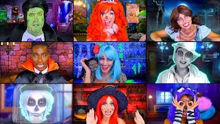 Halloween Song Medley Music Video. Totally TV