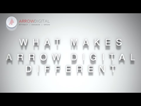 What makes Arrow Digital different?