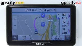 Garmin nuvi 2797LMT: Voice Recognition in Detail at GPS City