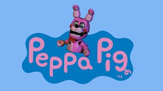 Peppa Pig But It's FIVE NIGHTS AT FREDDY'S