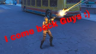 Hello Guys Welcome after a while without streaming / Fortnite pro player