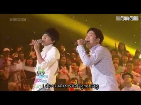 Lee Seung Gi ft. MC Mong - Because You're My Woman