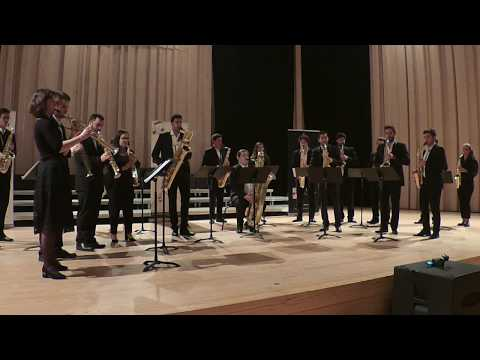 Suite in Olden Style from Holberg's Time; Op. 40 - Edvard Grieg | ESML Saxophone Project