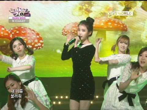 [Music Bank K-Chart] 2011 Year-End & IU - You & I (2011.12.23)