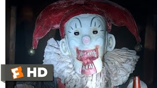 Krampus - Der Klown, Eater of Children Scene (5/10) | Movieclips