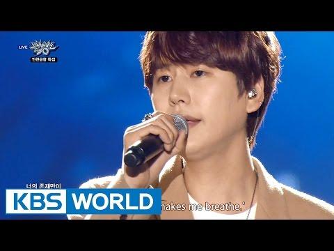 KYUHYUN - A Million Pieces | 규현 - 밀리언조각 [Music Bank COMEBACK / 2015.10.16]