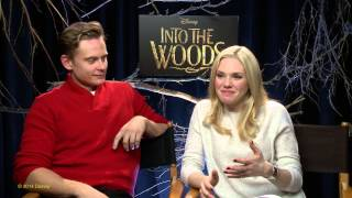 INTO THE WOODS - Interview with MacKenzie Mauzy and Billy Magnussen