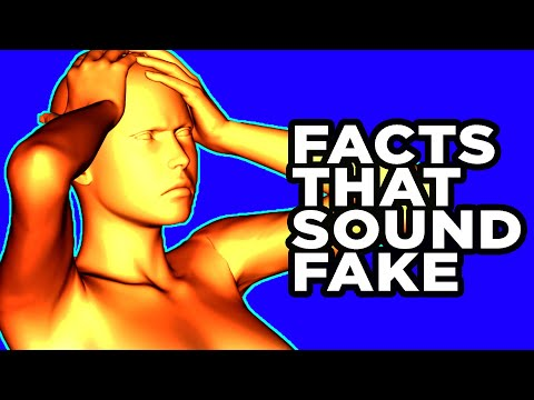 Facts That Sound So Fake They'll Blow Your Mind