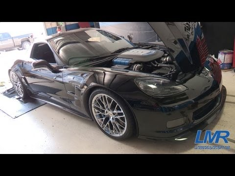 E85 (Flexfuel) Powered ZR1 - 811hp