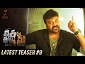 Khaidi No 150 Latest Teaser..