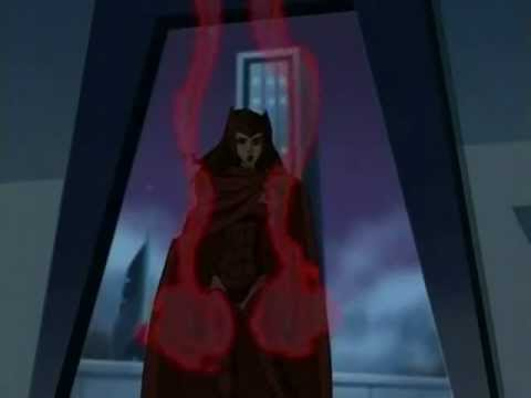 nightcrawler & scarlet witch's fairlytale - YouTube