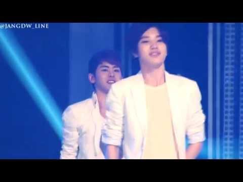 120522 [fancam] SungJong - Twinkle | Show Champion