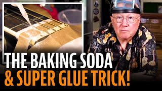 Watch the Trade Secrets Video, Fix a broken nut with baking soda?