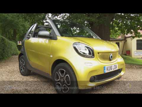 Offer on Smart Cabrio from Sandown Smart
