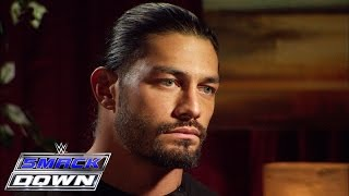 Byron Saxton's exclusive interview with Roman Reigns: SmackDown, February 26, 2015