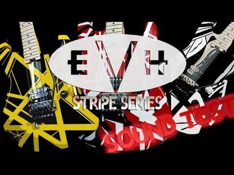 EVH Stripes Series SOUND TEST - Neogeofanatic