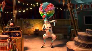 Afro Circus/ I Like To Move It: Music Video - YouTube