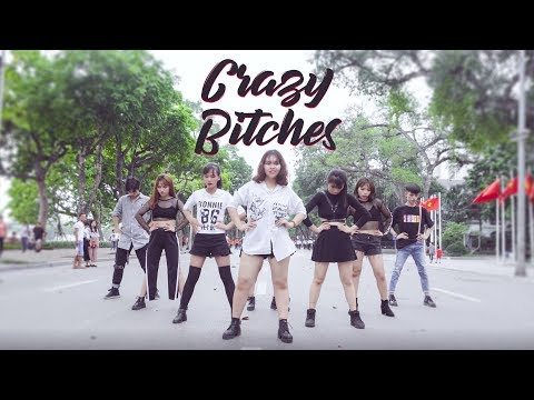 [KPOP IN PUBLIC VIETNAM-BLACKPINK/4MINUTE/CL] Mashup Crazy B*tches| Dance Performance By #HUDENCrew