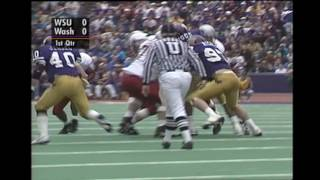 Football: WSU @ UW Apple Cup - 11/18/1995