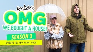 New Front Door & Smart Home Accessories! | OMG We Bought A House!