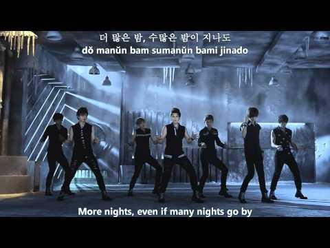 U-Kiss - Neverland MV [english subs + romanization + hangul]