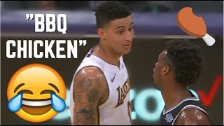 NBA Best/Funniest Mic'd Up Moments (2018) *MUST WATCH*