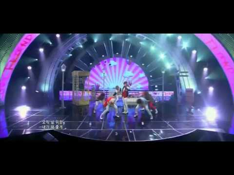 110527 Boyfriend - Boyfriend [Debut Stage] (LIVE) *HD*