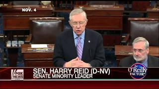 Harry Reid kills 'Kate's Law', at least for now