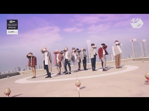 [Special Video] SEVENTEEN(세븐틴) - 모자를 눌러 쓰고(Without You) Mnet Present Special Ver.