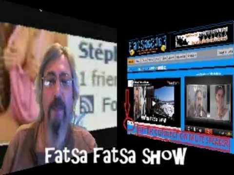 HOW TO - Connect LIVE on FatsaFatsaTvShow (pr)