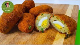 Egg Kabab   کوفته نرگسی با کچالو