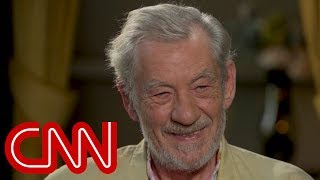 Actor Ian McKellen on his life, on and off stage and screen