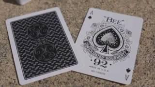 12707 erdnase black acorn deck