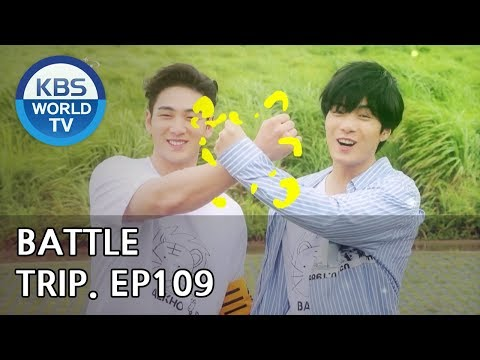 Battle Trip | 배틀트립 – Ep.109 JR and Baekho's trip to Jeju Island! [ENG/THA/2018.10.07]