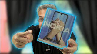 Video Nokia 2.2 32 GB Negro slqpEIiFexs