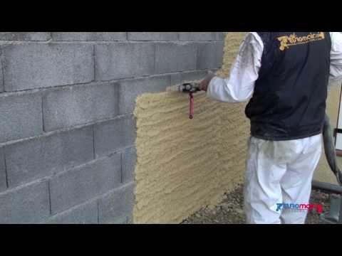 Reportage comment retirer humidit dans les murs musica for Machine carrelage monocouche