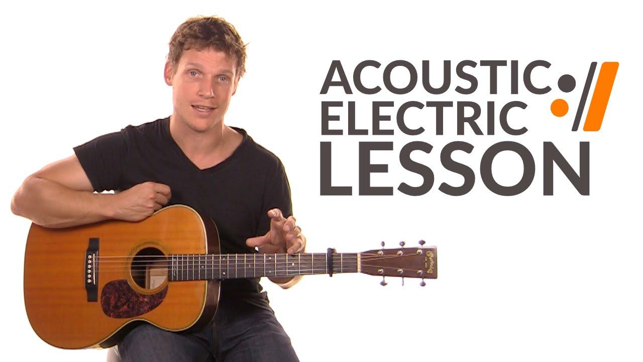 forever reign acoustic electric guitar lesson youtube. Black Bedroom Furniture Sets. Home Design Ideas