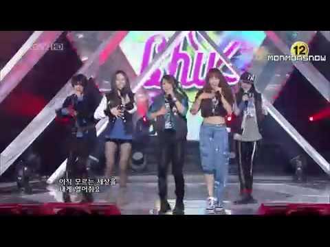 Chu F(X) LIVE!!! HD BEST LIVE PERFORMANCE!